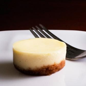 Traditional New York Cheesecake Image