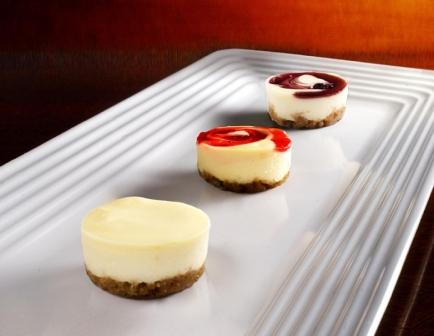 Tropical Cheesecake Assortment Image