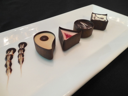 Chocolate Mousse Cup Assortment Image