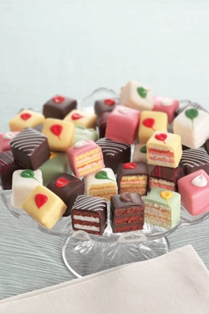 Traditional Petit Fours Image