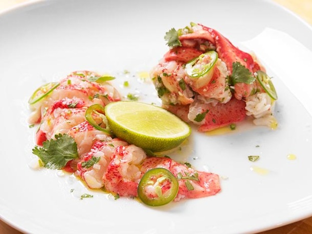Pangea Catering Lobster Ceviche